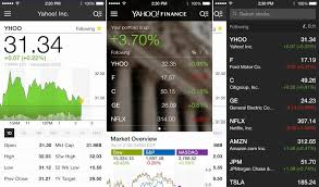 Yahoo Finance Interactive Charts Not Working Yahoo Finance App For Iphone And Ipad Updated With New