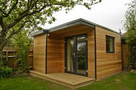home office in the garden. Garden Office In Surrey Contemporary-home-office Home The O