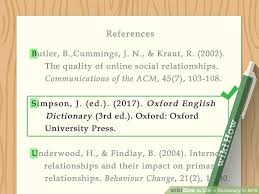 Citing A Quote Apa Magnificent 48 Ways To Cite A Dictionary In APA WikiHow