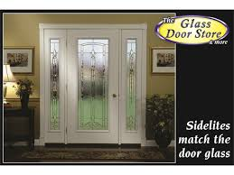 Glass Window Door Inserts  Campbell CA Custom Glass Front DoorGlass Front Doors