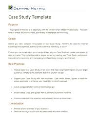 psychology case study template apa case study format korest jovenesambientecas co