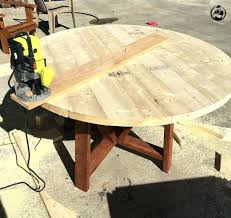 round dining table base diy baseball cover top ideas