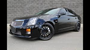 2005 Cadillac CTS-V Sedan 6 Speed Manual - Magnuson Supercharged ...