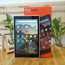 Máy đọc sách Fire HD 10 2019 (9th) - 32GB, màn hình 10 inch 1080 FullHD -  Hàng nhập khẩu - Máy đọc sách Thương hiệu OEM
