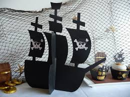 Treasure Chest Decorations Bedroom Pirate Decorations Miniature Pirate Ship Nets On The Walls