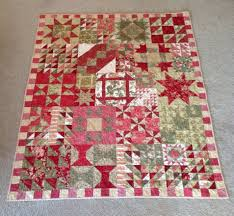 2013 Free Online Block of the Month Sampler from Country Threads ... & 2013 Free Online Block of the Month Sampler from Country Threads Quilt Shop Adamdwight.com