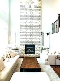 resurfacing brick fireplaces refacing brick fireplace ideas painting stone cover up reface brick fireplace with stone