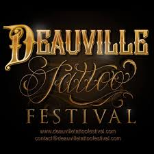 Artwork On Stage At Deauville Tattoo Festival Mediazink