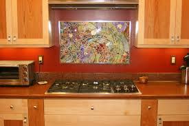 Mosaic Kitchen Backsplash Mosaic Tile Kitchen Backsplash Tempting Image Also Backsplash