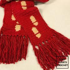 Harry Potter Scarf Knitting Pattern Amazing Decorating
