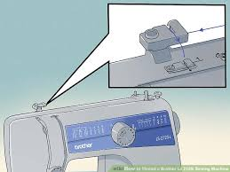 How To Thread A Brother Ls2125 Sewing Machine