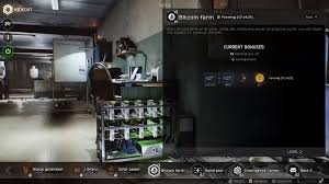 With the bitcoin farm being an infinite source of money in a game like escape from tarkov. Bug With The Bitcoin Farm Timer Escapefromtarkov
