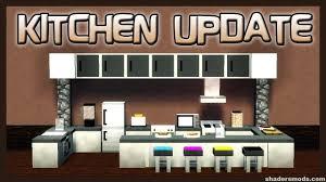 how to make a kitchen in minecraft. MrCrayfishs-Furniture-2 How To Make A Kitchen In Minecraft