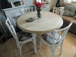 shabby chic round dining table shabby chic round dining table shabby chic kitchen table and chairs