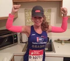 Big Sur Marathon: Brandy Freeland Kuhl  