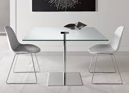 outstanding 18 square glass top dining tables designs ideas plans design regarding pedestals for glass dining tables attractive