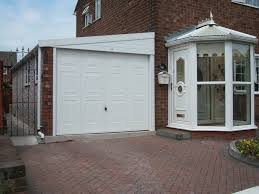 hanson garage doorApex Lean to Garage Range  Hanson Garages