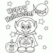 Small Picture 17 best Halloween coloring pages images on Pinterest Halloween