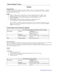 Resume Format For Fresher Hr Job Sidemcicek Com Doc Download