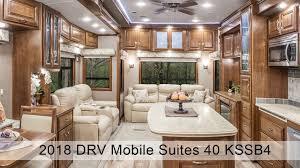 2018 drv mobile suites 40 kssb4 happy daze rv