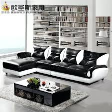 l shaped leather sectional couch sofa furniture black and white modern l shaped corner shiny leather l shaped leather sectional couch