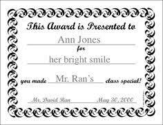Blank Certificates-Pdf | Ecms | Pinterest | Blank Certificate ...