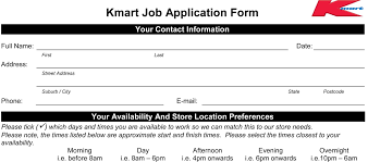 Kmart Resume Template Best of Magnificent Resume For Kmart Pictures Resume Ideas Namanasa