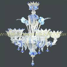 unique murano glass chandeliers or impressive glass