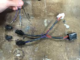 road king & softail complete speaker lid package bad dad Harley Stereo Wiring Harness 28) now you will install the wiring harness connector bundle which interfaces between the motorcycle and the new stereo wiring harness harley davidson stereo wiring harness