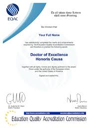 Doctor Of Excellence