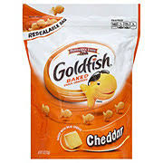 goldfish crackers bag. Perfect Goldfish Pepperidge Farm Goldfish Cheddar Baked Snack Crackers Bag U2011 Shop U0026  Breadsticks At Hu2011Eu2011B To