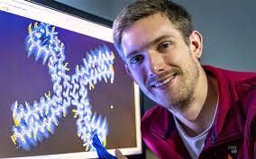 Rising star Dr Ben Falcon at MRC LMB explores role of tau in dementia