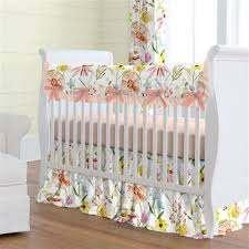 yellow baby bedding yellow crib