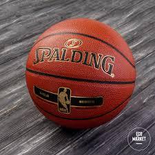 Баскетбольный <b>мяч Spalding NBA</b> Gold купить в Москве с ...