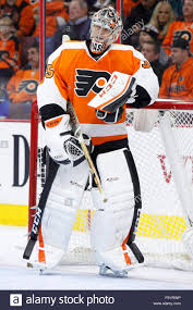 flyers game november november 19 2015 philadelphia flyers goalie steve mason 35 looks