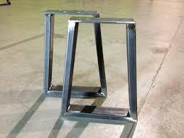 modern steel furniture. Contemporary Metal Furniture Legs Modern Steel