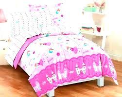toddler girl bedding sets girls bed for set little queen