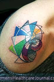15 Neuvěřitelných Geometrických Tetování Které Vás Inspirovaly K