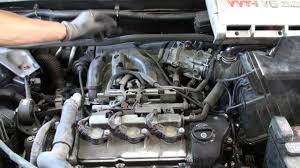 Toyota 3.3 cylinder order 3mz-fe - YouTube