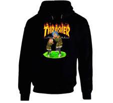 Мужские толстовки Thrasher купить на eBay США с доставкой в ...