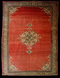 antique persian sarouk farahan rugcirca 1900 7 x 10 rn sa26415