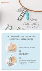 Design Your Own Metal Stamp Jewelrystamping Have You Ever Wanted To Design Your Own