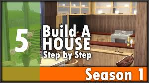 Sims 3 Kitchen The Sims 3 Build A House Part 5 Kitchen And Dining Room