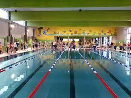 Znalezione obrazy dla zapytania zawody pływackie