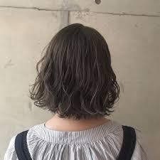 ショートボブに似合うヘアアッシュヘアカラー髪色18選暗め