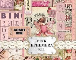 Paper & Party Supplies 10 pieces Vintage <b>Lace</b> Material Pack Junk ...