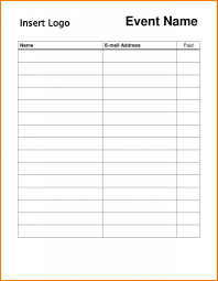 Mail Log Template Visitor Sign In Sheet Template Word Unique 016 Template