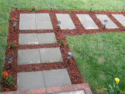 rock garden paths pictures. red lava rock framed garden paths pictures a