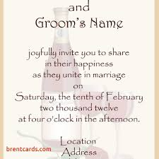 25th wedding anniversary invitations fresh invitation card sle for wedding images of 25th wedding
