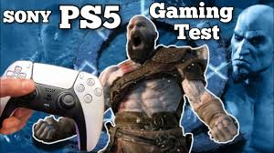 Sony PS5 Gameplay